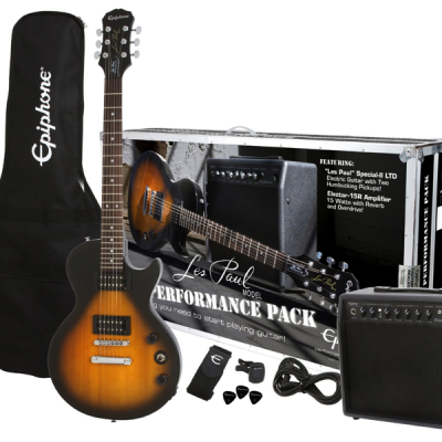 Epiphone Guitar Player pack VS