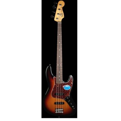 FENDER JAZZ BASS MEXICO 60 4 CORDE SUNBURST