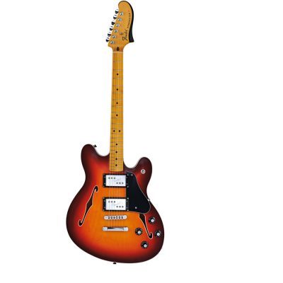 Fender starcaster MN ACB