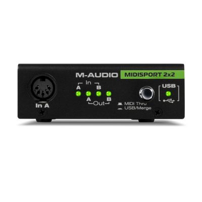 M-AUDIO 2x2 ANNIVERSARY EDITION