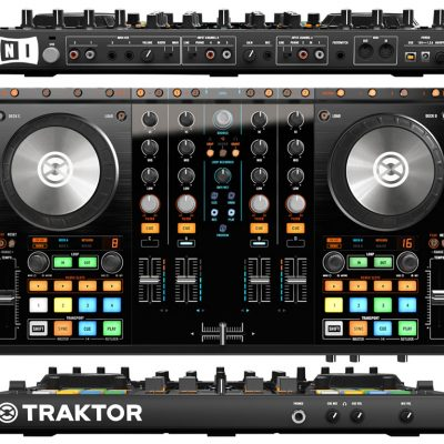 NATIVE INSTRUMENTS TRACKTOR KONTROL S4MK2