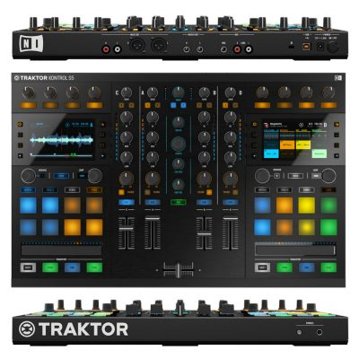 NATIVE INSTRUMENTS TRACKTOR KONTROL S5
