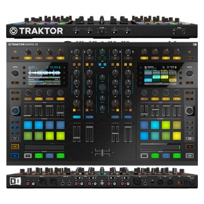 NATIVE INSTRUMENTS TRACKTOR KONTROL S8