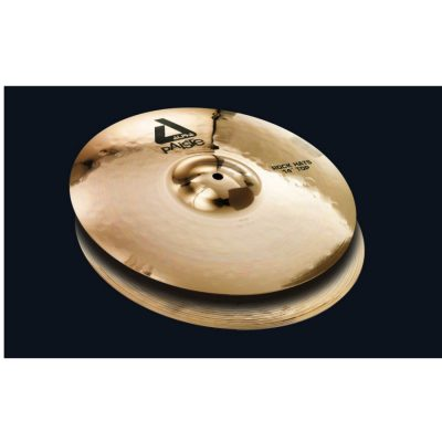 PAISTE ALPHA BRILLIANT ROCK HH14