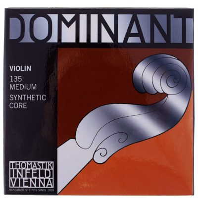 THOMASTIK DOMINANT 135 MEDIUM 4 4 PER VIOLINO