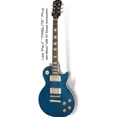 Epiphone Les Paul Tribure Ms