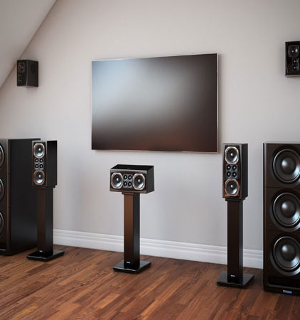Hi-Fi e Home Cinema