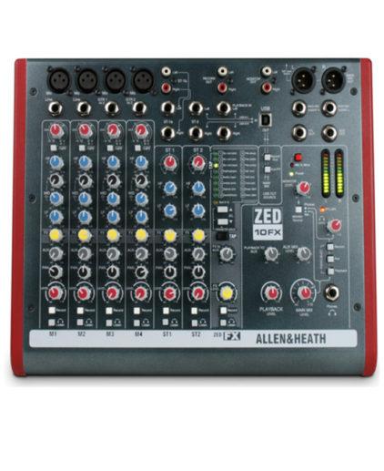 Allen & Heat Zed 10FX