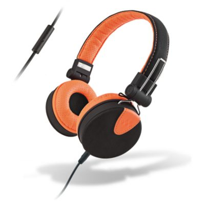 Meliconi May Sound Style Black orange