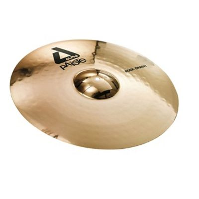 PAISTE Alpha Brilliant Rock Crash 17