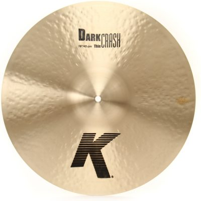 ZILDJIAN DARK THIN CRASH 18