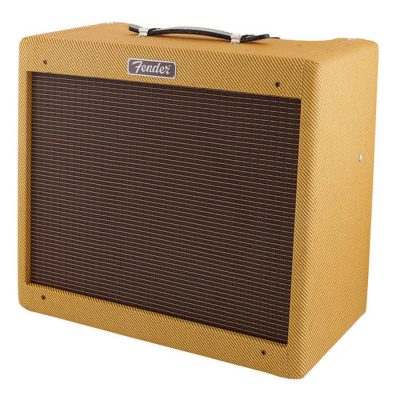 FENDER BLUES JUNIOR Laquered Tweed