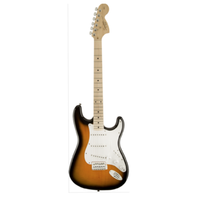 SQUIER AFFINITY SPCL STRAT SUNB