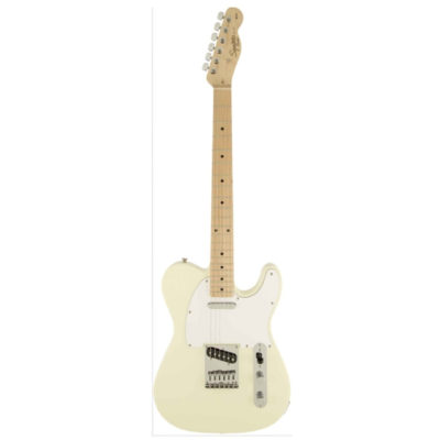SQUIER AFFINITY TELECASTER MN AWHT